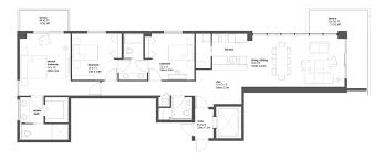 Bay House Miami ResidencesFloor Plan