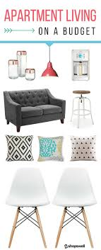 apartment living furniture decor sized for your space and budget best furniture for small apartment