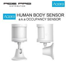 ( ZigBee ) - <b>Aqara Human Body</b> / Occupancy Sensor - <b>RTCGQ11LM</b>