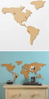 17 Best <b>World Map</b> on <b>Wall</b> images | Decor, Cork board <b>map</b>, <b>Map</b>