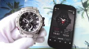 Обзор <b>Casio G-Shock GST</b>-B100-1AJF G-steel - YouTube