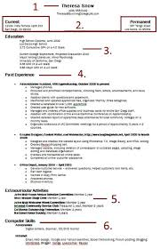 how to write a basic  easy resume right out of college  it    s    how to write a basic  easy resume right out of college  it    s pretty bad