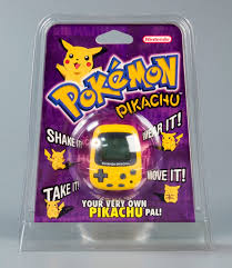 Handheld video game:<b>Pokemon Pikachu</b> Pal - Nintendo — Google ...