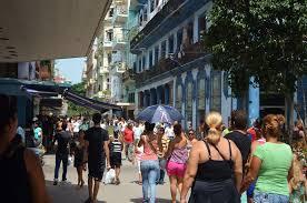 Población cubana se urbaniza