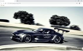 <b>Mercedes</b>-<b>Benz SLS AMG</b> New Tab