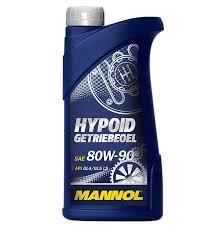 <b>Mannol</b> Hypoid <b>Масло трансмиссионное</b> 80W-90 GL-5 1л 04-0074 ...