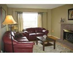 decorating ideas for burgundy leather furniture home design burgundy furniture decorating ideas