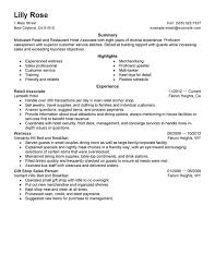 example resume retail objective for resume work experience and example resume retail objective for resume work experience and objective for resume in retail
