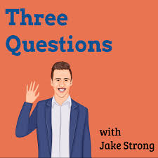 Three Questions with Jake Strong