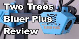<b>Two Trees Bluer</b> Plus Review - Where's The QC? | 3D Print Beginner