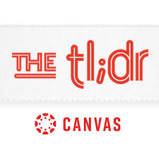 the tl;dr by canvas lms