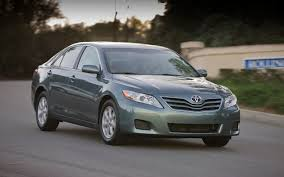 2010 Toyota Camry Se 2011 Toyota Camry Se V 6 First Drive Motor Trend