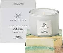 """Acca Kappa Scented Candle - <b>Ароматическая свеча</b> """"<b>White</b> Fig ..."""