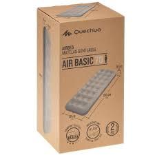 <b>МАТРАС</b> ДЛЯ <b>КЕМПИНГА</b> AIR BASIC | 70 СМ <b>QUECHUA</b> - купить ...