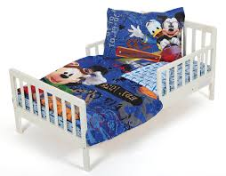 bed convertible mickey mouse kids bedroom designs