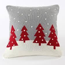 <b>Подушка с орнаментом</b> Christmas story one, 45х45 см от Enjoyme ...