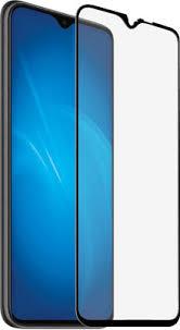 для Realme <b>Защитное стекло ZibelinoTG</b> для Realme XT 5D Black ...
