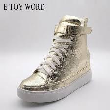 <b>E TOY WORD</b> Platform shoes <b>Woman</b> 2018 Autumn Designer ...