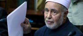 Le cheikh <b>Mohamed Sayed</b> Tantaoui, ici en 2009, est mort © AMR NABIL/AP/SIPA - 85954_tantawi-une