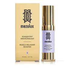 MEZOLUX концентрат-<b>миорелаксант</b> 15 мл — Либридерм ...