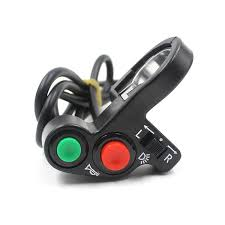 <b>Motorcycle</b> Electric <b>Bike</b>/<b>Scooter</b> Light <b>Turn</b> Signal&Horn <b>Switch</b> ON ...