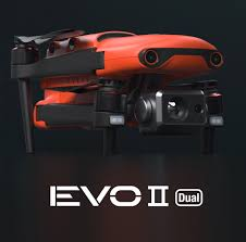 <b>Autel Robotics EVO</b> II Dual - combined Thermal & 8K camera ...