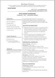 resume templates example template throughout  81 wonderful resume templates