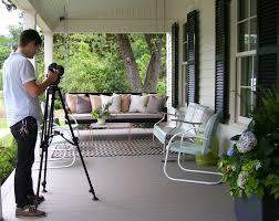 Inside Senoia    s Idea House   A Farmhouse RevivalTime for the Glamour Shots