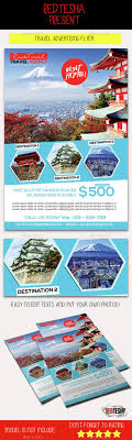 best ideas about advertising flyers photography travel advertising flyer