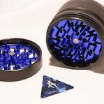 Grinder Thorinder Mini (Blue) - Designed by After Grow - Idroponica