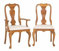 oak dining chairs x arm chair no a w x h