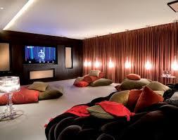 interior lighting design for luxurious modern residence interior lighting design in modern movie room with interior design lighting ideas