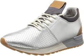 Marc O'Polo Women's Sneaker 70713893502102 ... - Amazon.com
