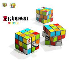 <b>USB flash drive Kingston</b> Rubik | Ippiart Studio
