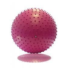 <b>Original FitTools</b> Гимнастический <b>мяч</b> с массажным эффектом 55 см