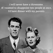 Image result for please can we have a threesome