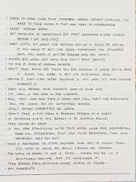 a college grad gave her little sister this awesome list of advice source ur
