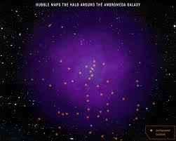 Hubble Maps Giant <b>Halo</b> Around Andromeda Galaxy | NASA