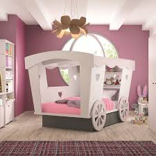 princess room furniture. carriage kids bed princess bedroom cinderella theme fairytale room themed beds furniture