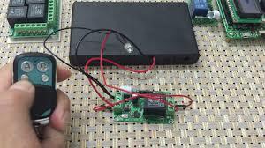 <b>433 Mhz Universal Wireless</b> Remote Control Switch DC12V 1ch ...