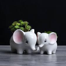 Brand New <b>Simple Outdoor Gardening</b> Creative Fleshy Flower Pots ...