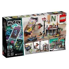 "≡ <b>Конструктор LEGO</b> Hidden Side Нападение на ""креветочную ..."