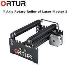 <b>ORTUR</b> Leaser Engraver Y <b>axis</b> Rotary Roller Engraving Module for ...