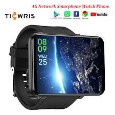 <b>TICWRIS</b> MAX 4G GPS WiFi <b>Smart</b> Watch 2.86 2880mAh Android ...