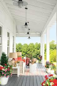 front porch landscape ideas covered patio design