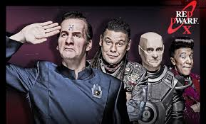 Red Dwarf X     UK Air Date Revealed   WIRED Wired