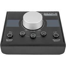 <b>Mackie Big Knob</b> Passive « Монитор-<b>контроллер</b>