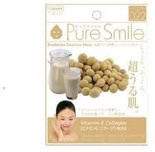 <b>Sun Smile Pure Smile</b> Soybean Essence <b>Mask</b>: Amazon.ca: Health ...