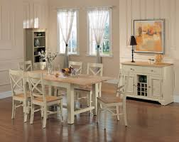 Shabby Chic Dining Room Furniture For Fabulous Shabby Chic Dining Table And Chairs Set Imaginative