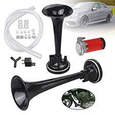 Universal <b>Loud</b> Car Horn, Dual Trumpet <b>Loud</b> Air Horn <b>12V 178dB</b> ...